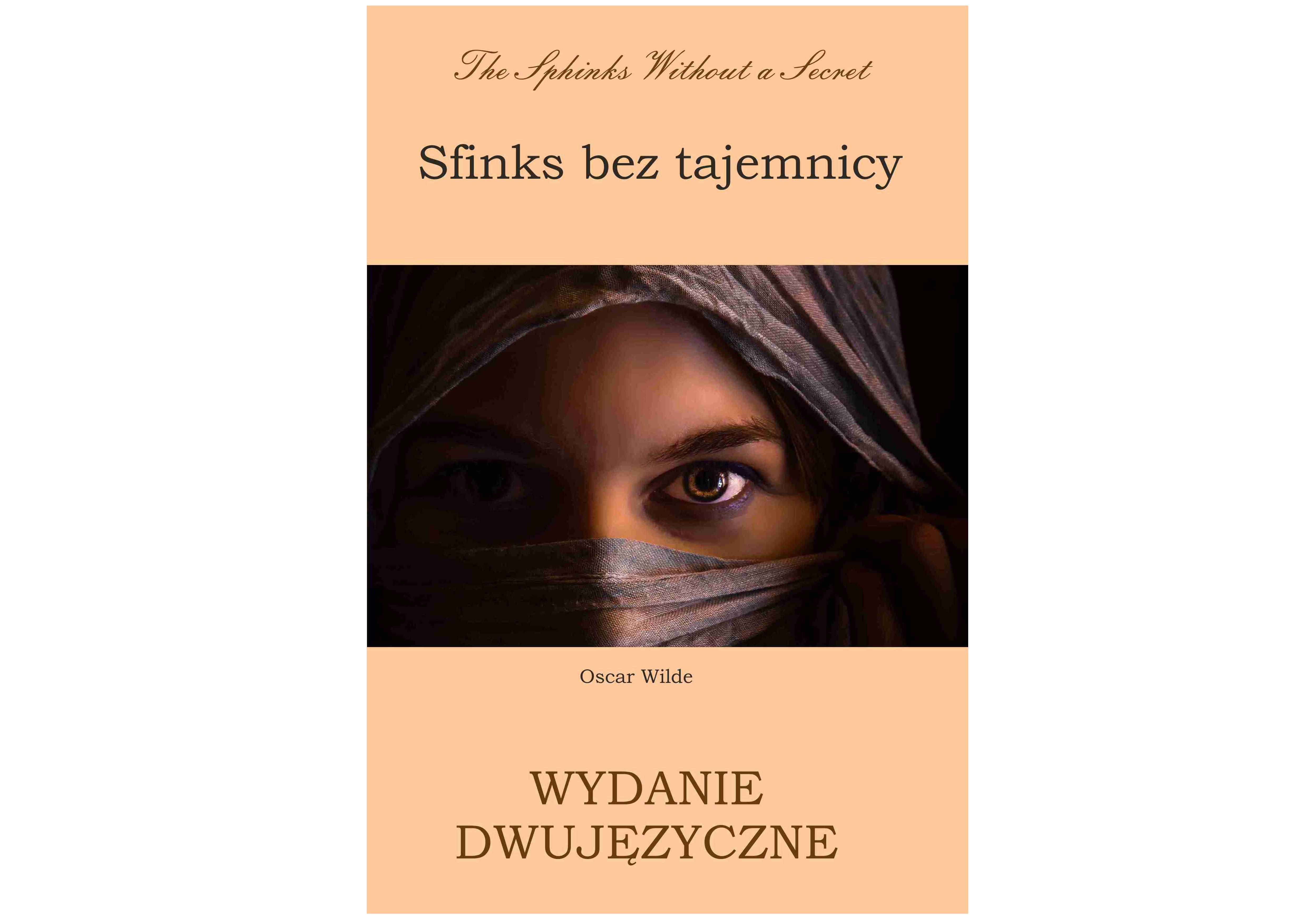 sfinks bez tajemnicy Oscar Wilde ebook pdf dwujęzyczne ebooki