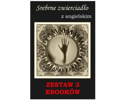 3 ebooki: Srebrne zwierciadło, Tłumacz grecki, nauka angielskiego z książką dwujęzyczną