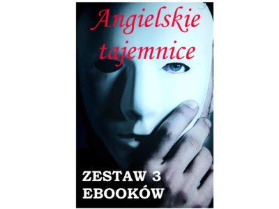 Angielskie tajemnice. Zestaw 3 ebooków