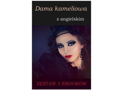 3 ebooki: Dama kameliowa, Tłumacz grecki, nauka angielskiego z książką dwujęzyczną