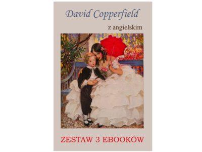 3 ebooki: David Copperfield, Tłumacz grecki, nauka angielskiego z książką dwujęzyczną